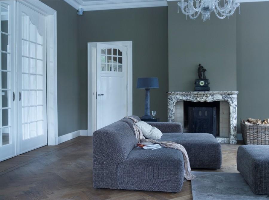 Schildersbedrijf van asselen alle kleuren van de regenboog - Kleur verf moderne woonkamer ...